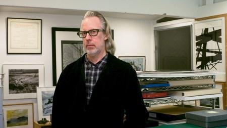 the Studio: James Welling