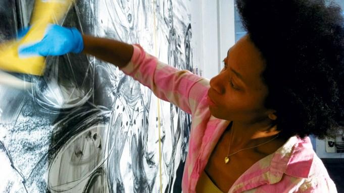 in the studio kara walker artnews com