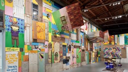 LA MOCA's Streets End Before Brooklyn