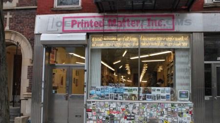 Printed Matter Names James Jenkin New