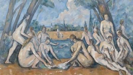 Bathers Not Beauties