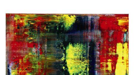 Eric Clapton Sends Richter Sotheby's