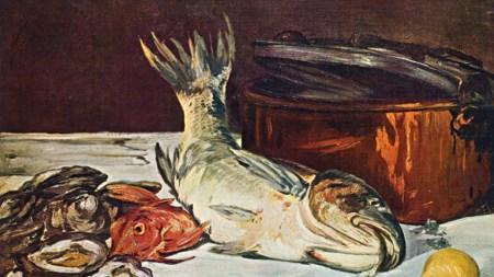 Drawn Scale: The Fish Art
