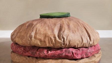 Claes Oldenburg: Hold the Pickle?