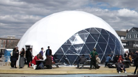Dome Improvement—What's Art Museum Doing Rockaway