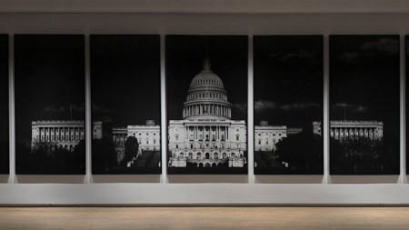 Drawing Democracy: Robert Longo the Aldrich
