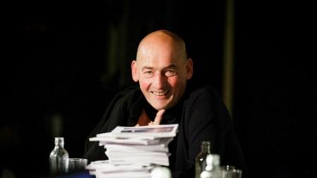 Rem Koolhaas Wins 2013 Johannes Vermeer