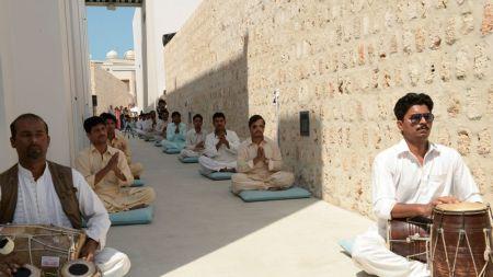 The Sharjah Biennial