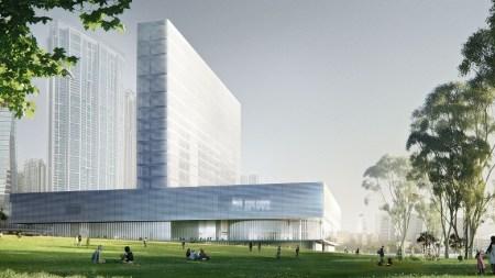 Herzog & de Meuron Design Hong