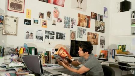 the Studio: Ming Wong