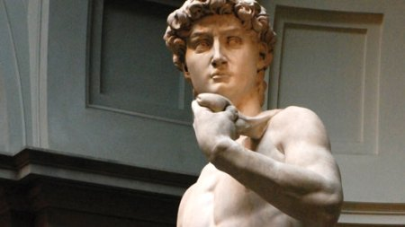 How Michelangelo Made David into Giant