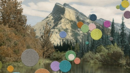 The Photoshop-Loving Artist Who Embroiders Vintage