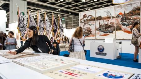 Dueling Visions Art Basel Hong Kong