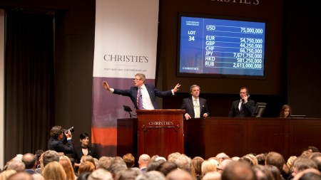 Spring New York Auctions Tally Monster