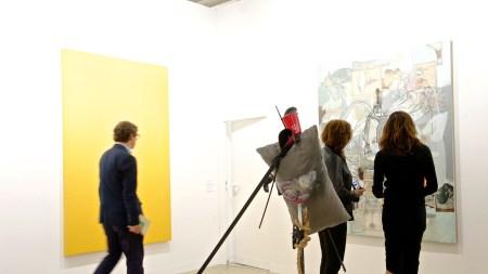 History Makes Comeback Art Basel