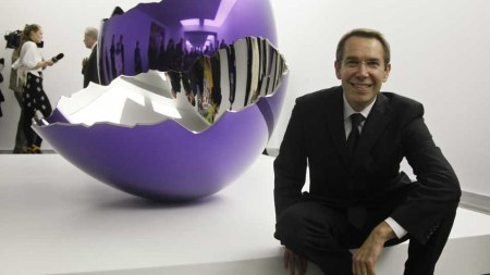 Koons Now Making Art From Sofia