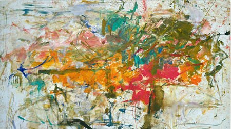 Joan Mitchell Foundation Announces 2014 Painters