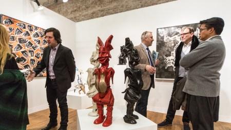 Here's the 2015 Volta NY Exhibitor