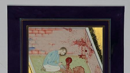 Imran Qureshi Ikon Gallery