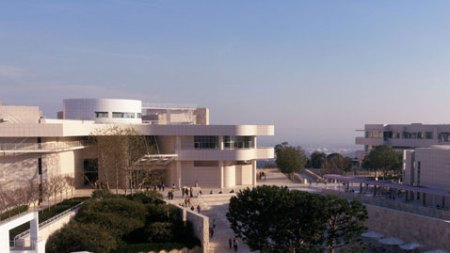 The Getty's Associate Director Collections Is