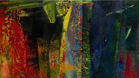 New Records Gerhard Richter, Jonas Wood
