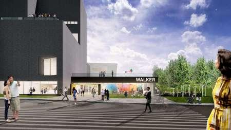 Walker Plans $75 M. Renovation, Names