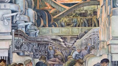 Frida Kahlo and Diego Rivera's Detroit