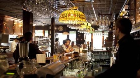 Chelsea Restaurant Moran's, Longtime Staple Gallery