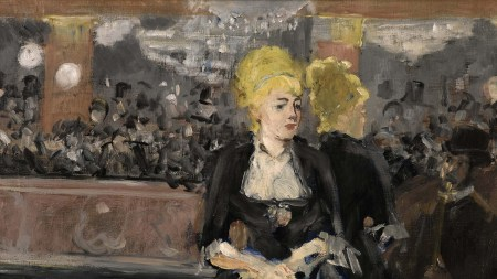 Sotheby's Auction First Version of Manet's