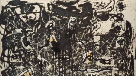Jackson Pollock Tate Liverpool