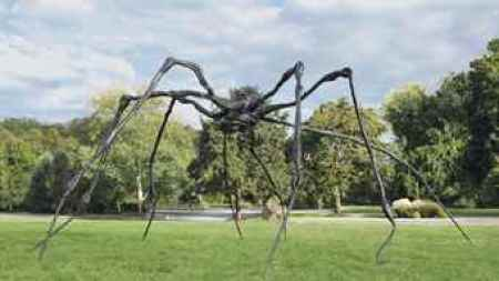 Could Louise Bourgeois's 'Spider' Topple the