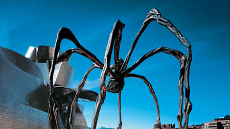 Louise Bourgeois Among the First Artists