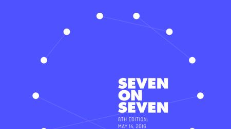 Rhizome's 2016 Seven on Seven Lineup