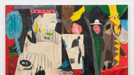 Scott Anderson CES Gallery, Los Angeles