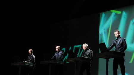 Kraftwerk Will Attend Movement Festival After-Party