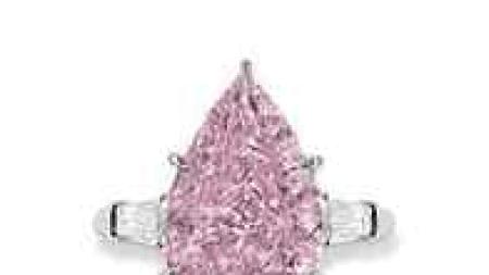 Really Big Diamond Fetches $18 M.