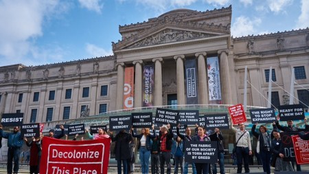 Causes and Effects: Decolonize This Place