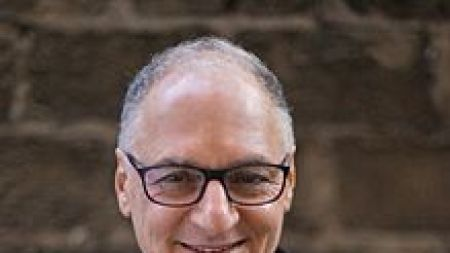Norman Kleeblatt, Chief Curator of the