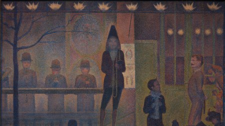 The Life of the Party: Seurat