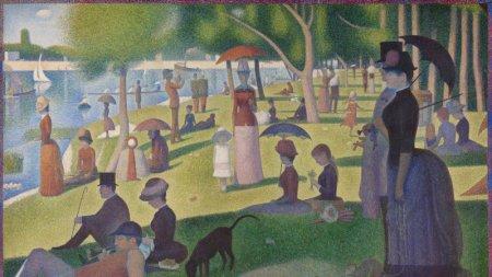 """True Colors: Seurat and """"La Grande"""