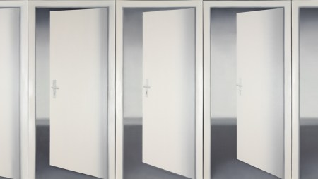 Reflected Illusions: Gerhard Richter Is Still