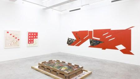 Kim Yong-Ik Tina Kim Gallery, New