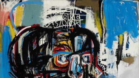 Basquiat Painting Sells Yusaku Maezawa $110.5