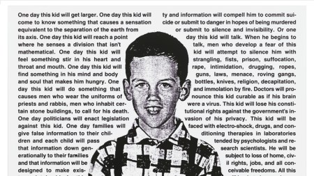 Nancy Princenthal on David Wojnarowicz
