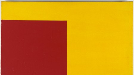 'The Geometry of Making': Mary Heilmann