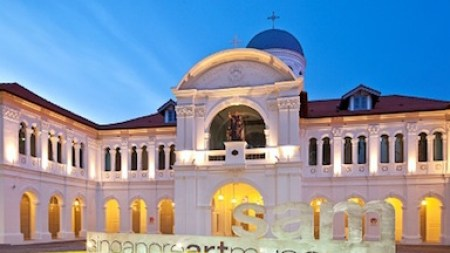 Singapore Art Museum Names June Yap