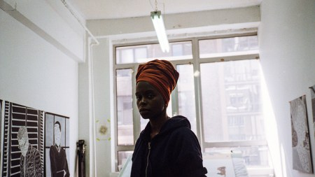 Toyin Ojih Odutola Named Artist--Residence Barnard