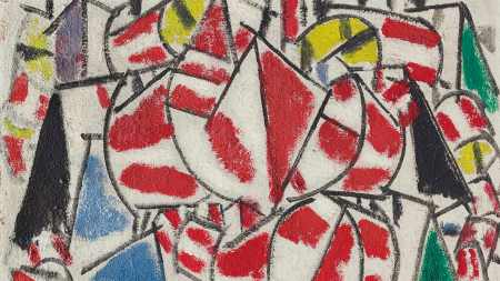 Never-Auctioned Léger Estimated $65 M. Will