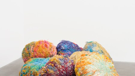 Sheila Hicks Alison Jacques Gallery, London
