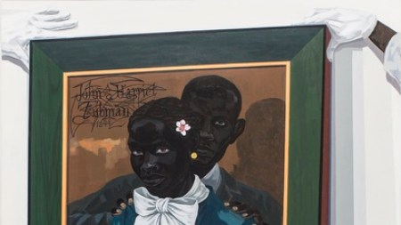 Auction Items: Flipping Kerry James Marshall,